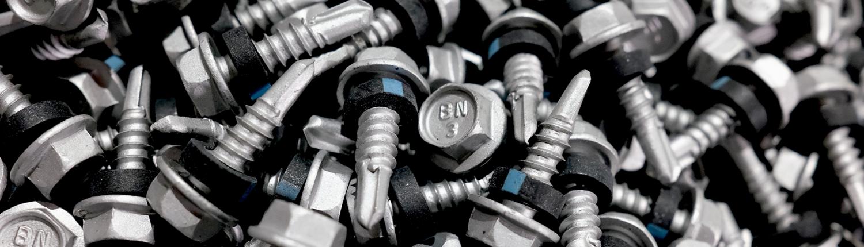 Self-Drilling Screws METAL-Tite™ Fixing cladding to metal. BDN Fasteners® Made in Taiwan