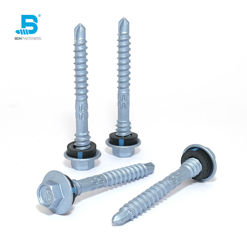 Self-Drilling Screws DUAL-Tite™ Fixing to timber and light metal. BDN FASTENERS®
