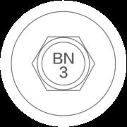 BN3 Head Mark