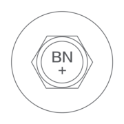 BN+ Head Mark