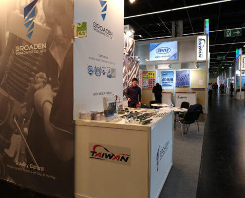 BDN Fasteners steel screw manufacturers at 2018 EISEN Forum Expo 4