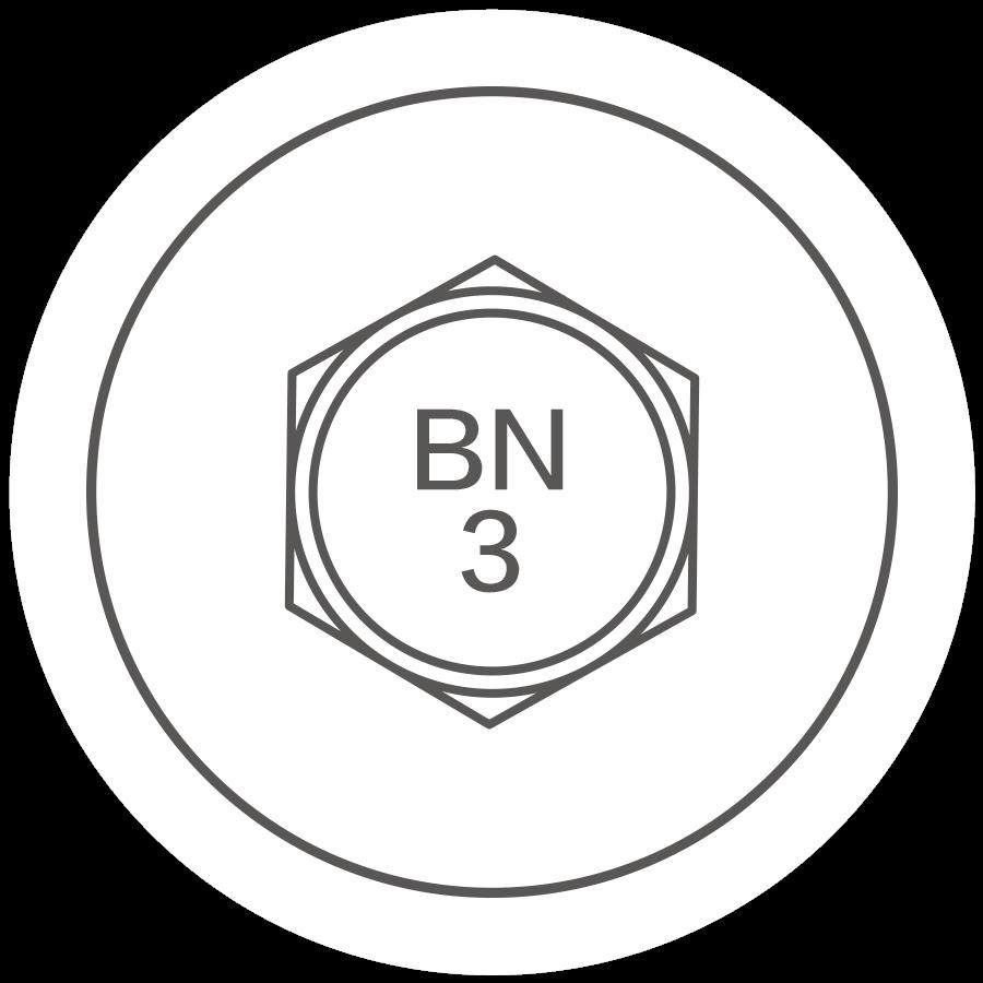 BDN FASTENERS® BN3