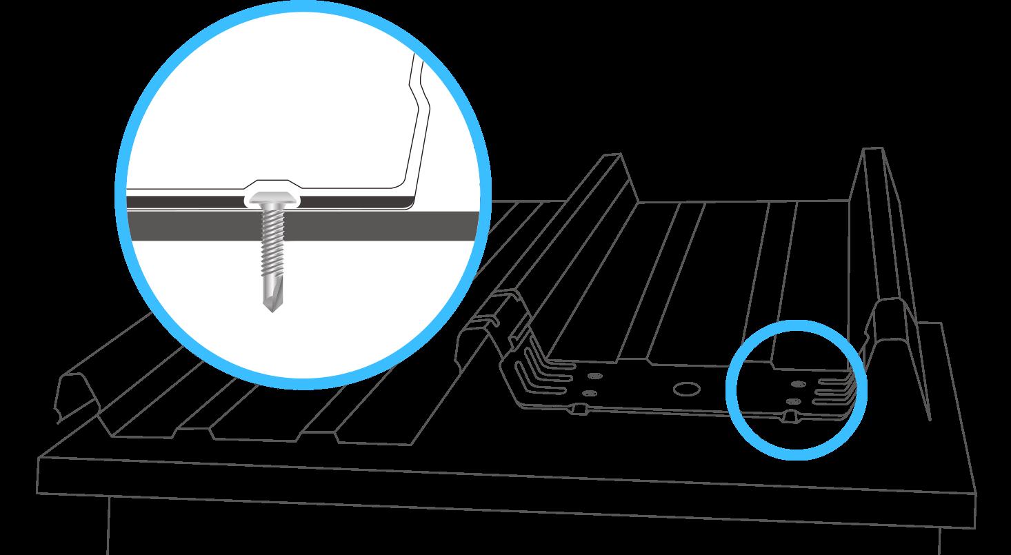 stitching fastener 1