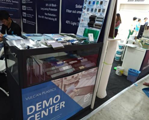 BDN Fasteners self drilling metal screws Demo Center 2018 Exhibition 5