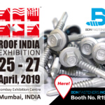 2019 Roof India Exhibition • APR 25 – 27