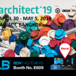Architect'19 • APR 30 to MAY 5