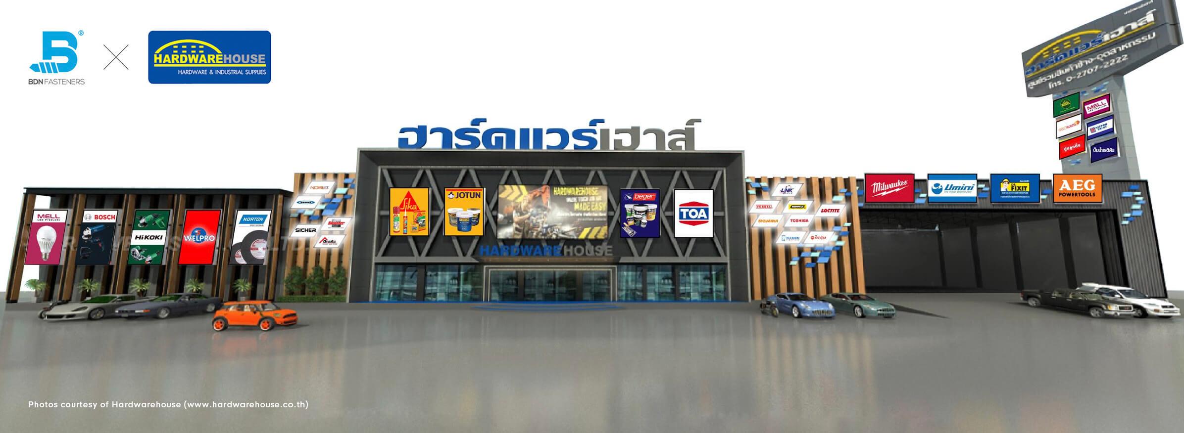 Hardwarehouse Thailand