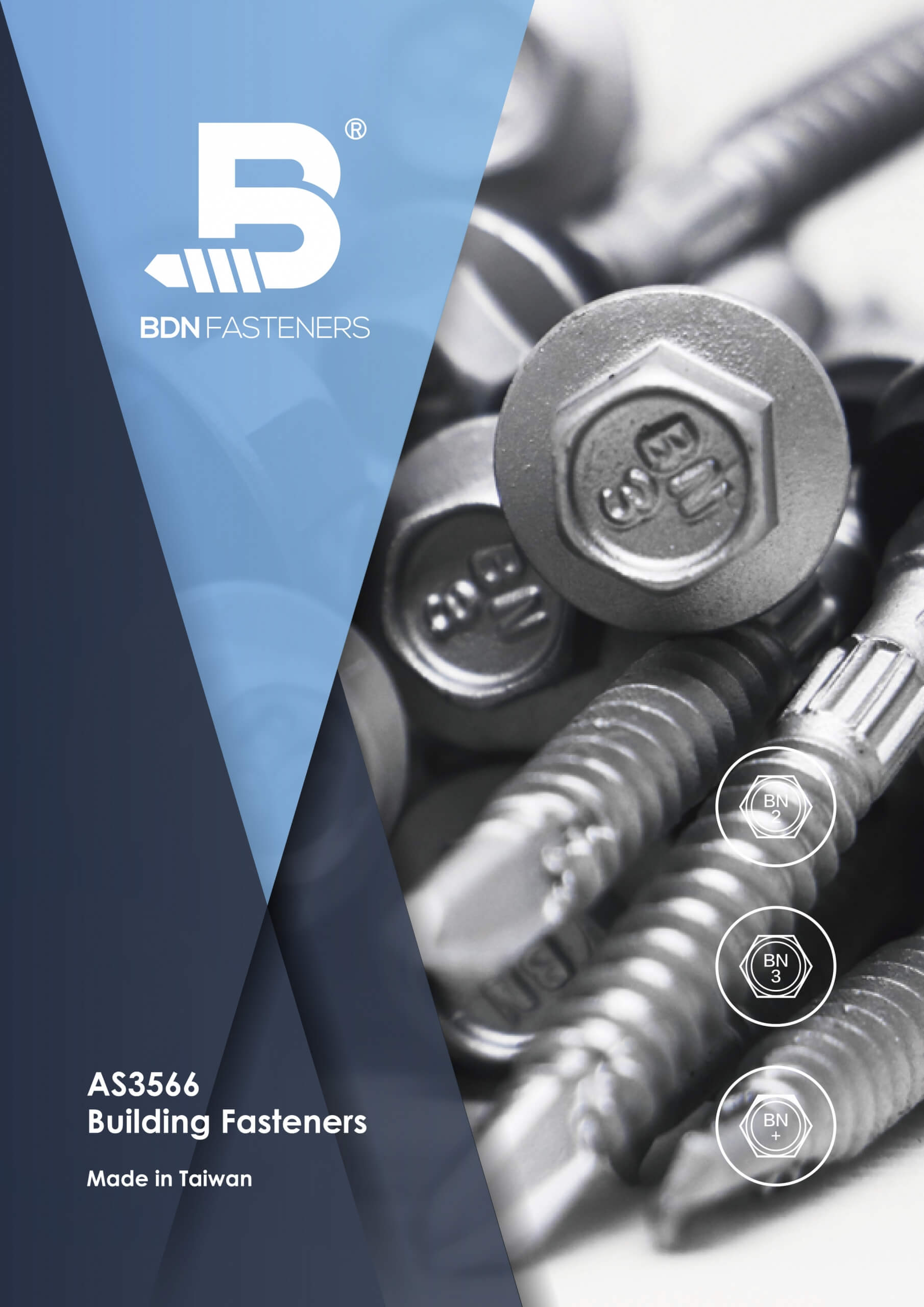 BDN FASTENERS® International Catalogue 2020