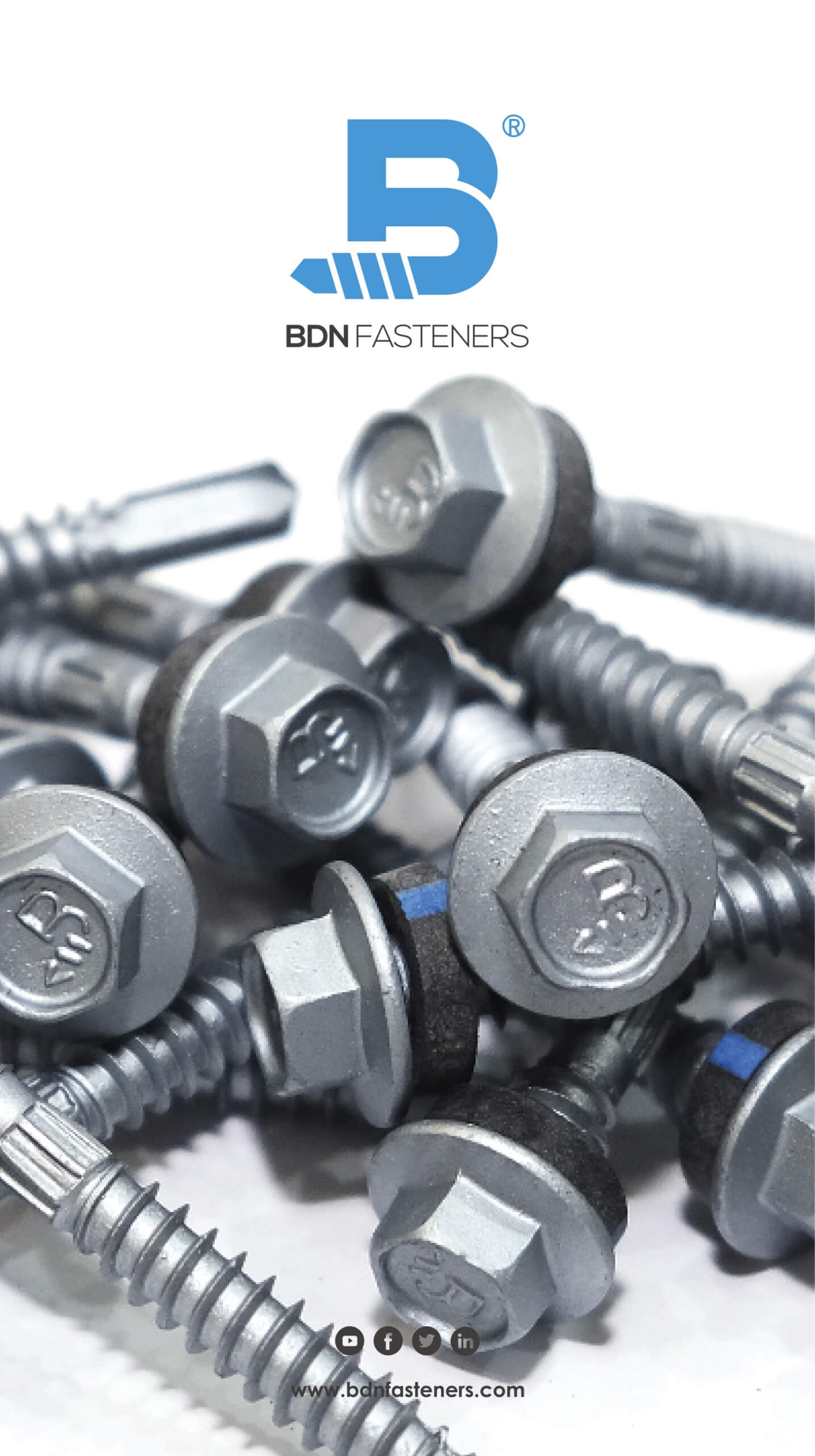 BDN FASTENERS® METAL-Tite™ Class 2 Product Brochure 2020