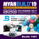 MYANBULD'19 Exhibition • November 28 – 30