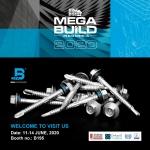 MEGABUILD 2020 • 11-14 JUNE