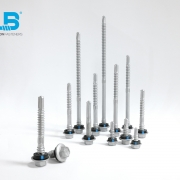 Self-Drilling Screw Manufacturer. BDN FASTENERS®