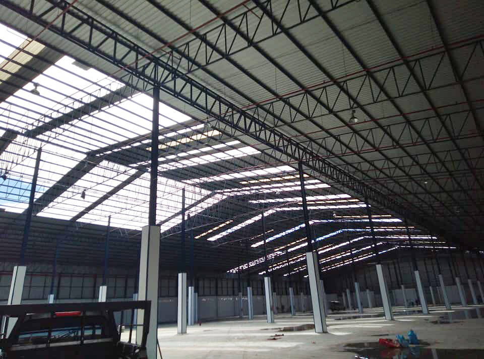 Metal Roofing Project (Thailand). BDN FASTENERS®