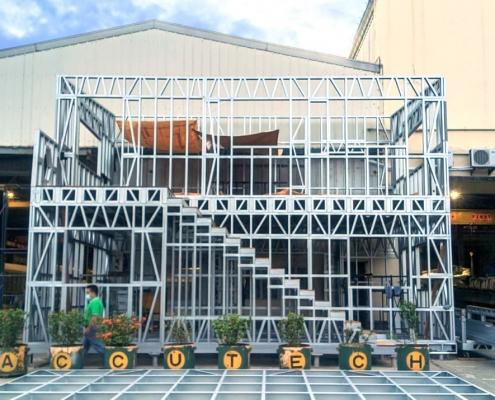 Light Gauge Framing System (Philippines). BDN FASTENERS®