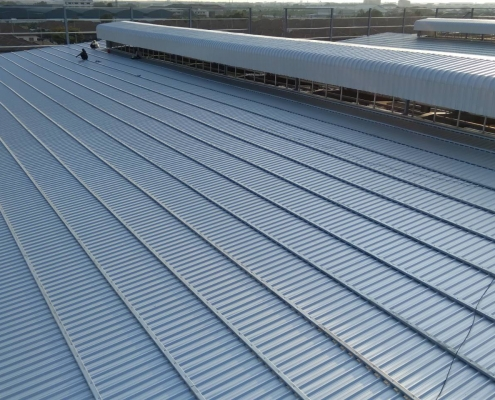 Metal Roofing Project - BDN Fasteners® Made in Taiwan
