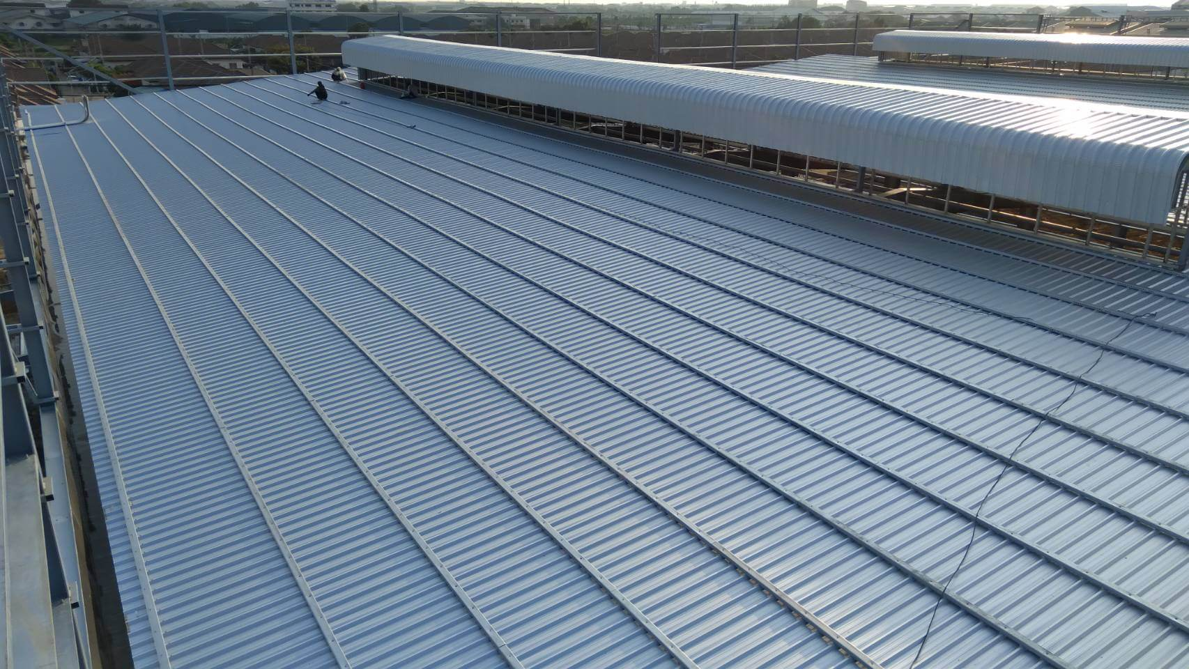 Metal Roofing Project - BDN FASTENERS®