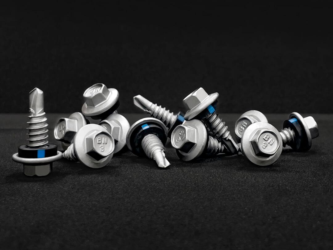 Stitching Fasteners (15-15x20mm) BDN FASTENERS -BDN Fasteners® Made in Taiwan
