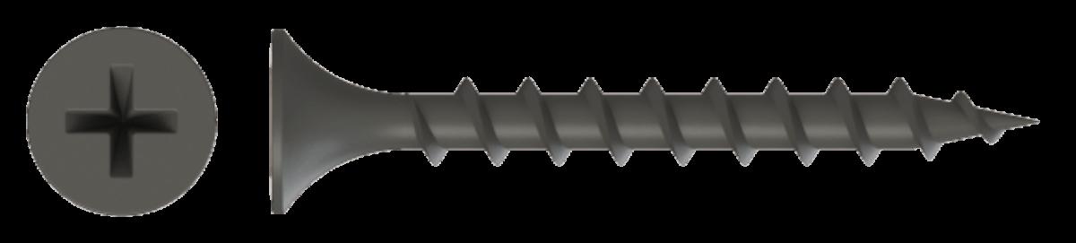 BDN Collated Screws - Bugle Head – Coarse Thread (32mm) Black Phosphate