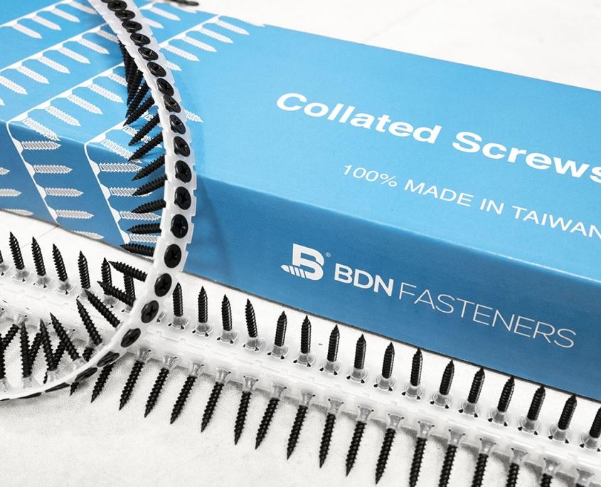 Collated Screws - Drywall screws-BDN Fasteners