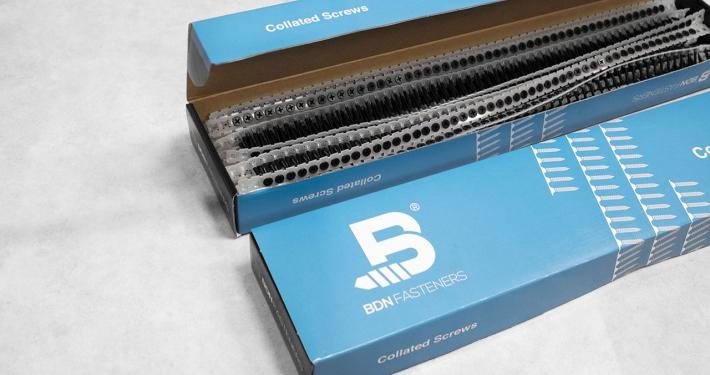 Collated Screws - autofeed screws-BDN Fasteners