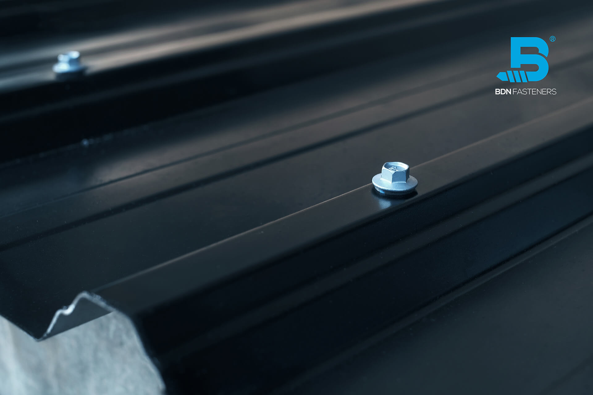 Screws for metal roof installation